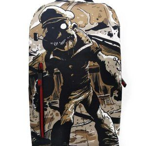Popeye Zombie Augmented Reality Back Pack